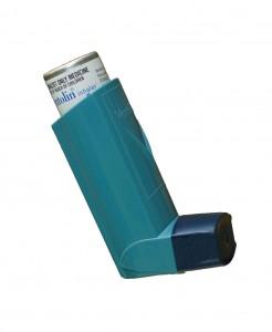Ventolin-inhaler