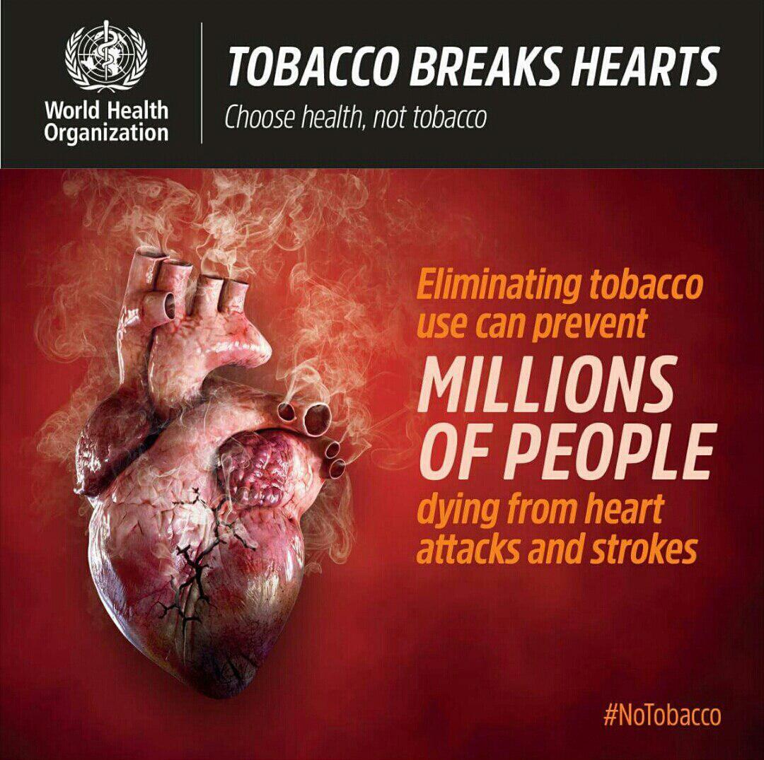 Tembakau & Penyakit Jantung